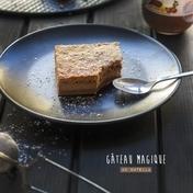 Magic Nutella cake