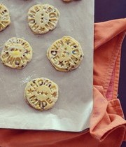 Love M&M's cookies