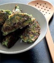 Sonia Ezgulian's Salt cod fritters (Bacalaitos)