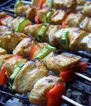 Kebabs: Chicken/Lemon/Basil