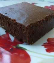 Chestnut-Chocolate Cake