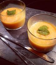 Mousse d'Orange biscuitée