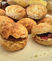 English scones (biscuits)