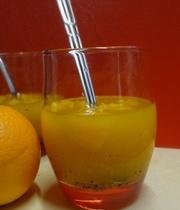 Soupe Froide aux Oranges