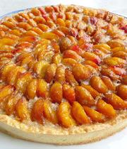 Grandma's cherry plum Pie