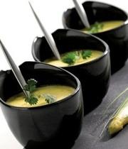 Asparagus terrine
