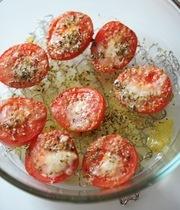 Tomato Parmesan Gratin