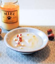 Artichoke-nuts-honey