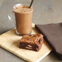 Brownies cappuccino choco