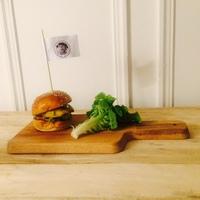 burger sandwich...
