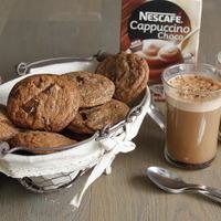 Cookies cappucino choco