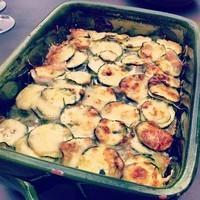 repas de légumes