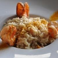 plats avec riz