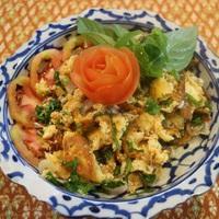 Salade et apéritif