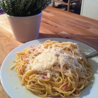 spaghettis de bonhomme