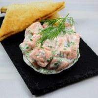 recettes avec saumon