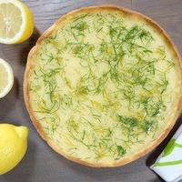 gâteau citron vert