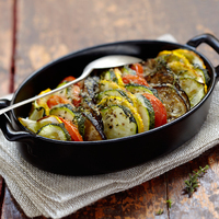 Plats légumes
