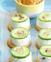 Savory cream cheese appetizer