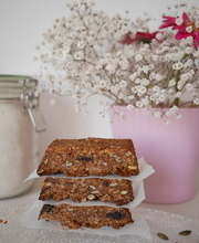 Energy bars that taste good too