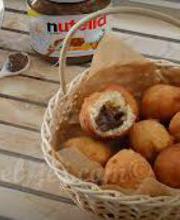 beignet au Nutella