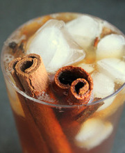 Cinnamon Chai Energy Drink