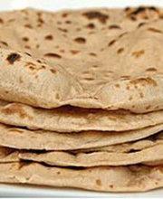 Chapatis, Galettes de blé à l'indienne