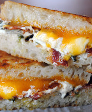 Cheesy Sandwich