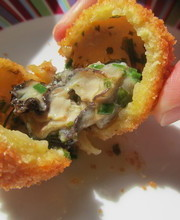 Oyster Cromesquis