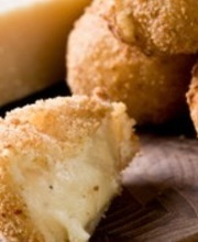 Parmesan cheese croquettes