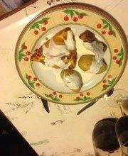 feuilleté de filet mignon au boursin