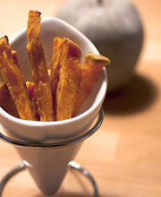 Sweet potato fries - Low fat
