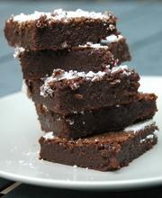 Perfect chocolate fudge cake