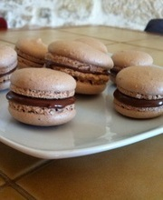 Nutella® macarons