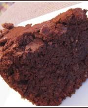 Moelleux amande et chocolat