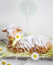 """Osterlammele ou """"petit agneau de Pâques"""""""