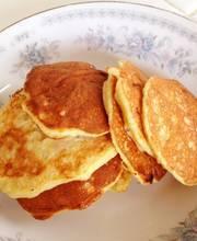 Zero-flour pancakes!