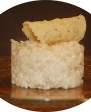Risotto (plain-basic recipe)