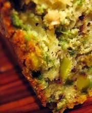 Arugula bread