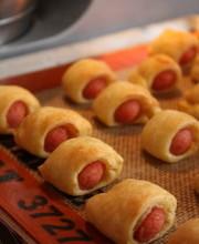 Knacki rolls