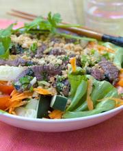 Express Thai salad