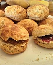 English scones (biscuits)