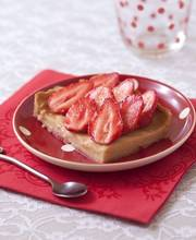 Strawberry tart, a true classic :D