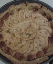 tarte aux pommes et figues