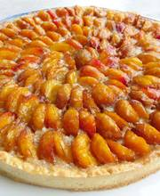 Grandma's cherry plum Pie