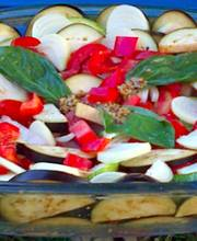 Vegetable Tian