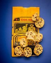 Authentic American cookies