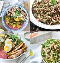 Découvre le Mealplanning de Megalowfood