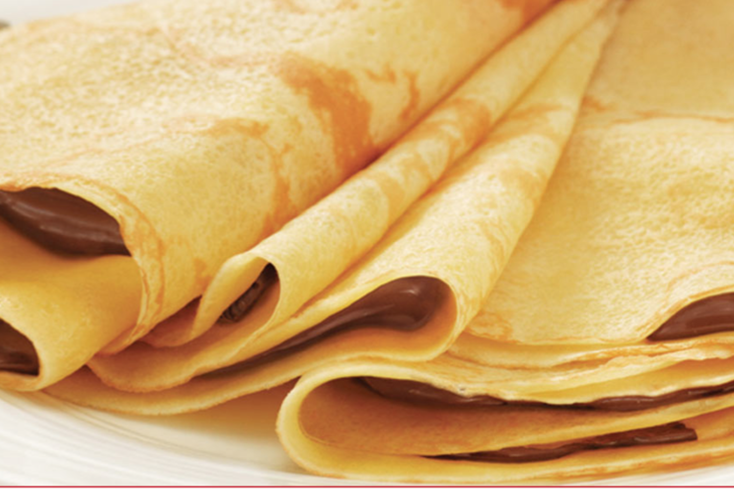 Nutella Crepes Youmiam