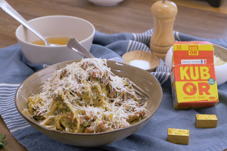 Image De Plat De Cuisine pâtes carbo du futurscotchman